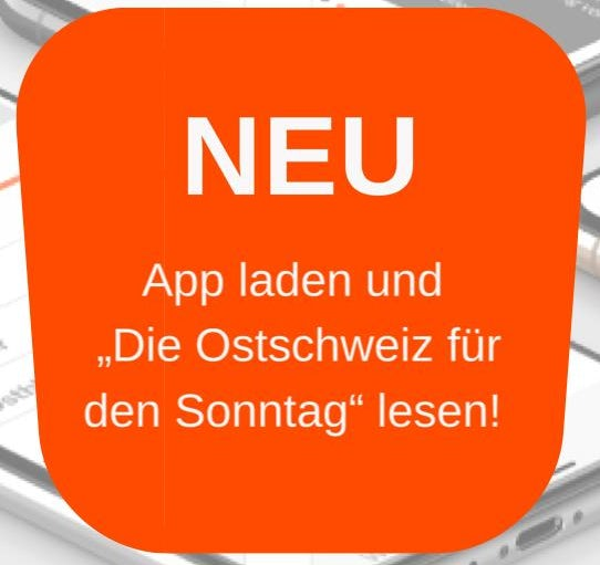 App «Die Ostschweiz»
