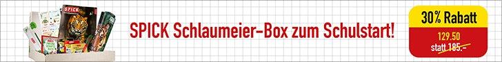 Spick Schlaumeierbox