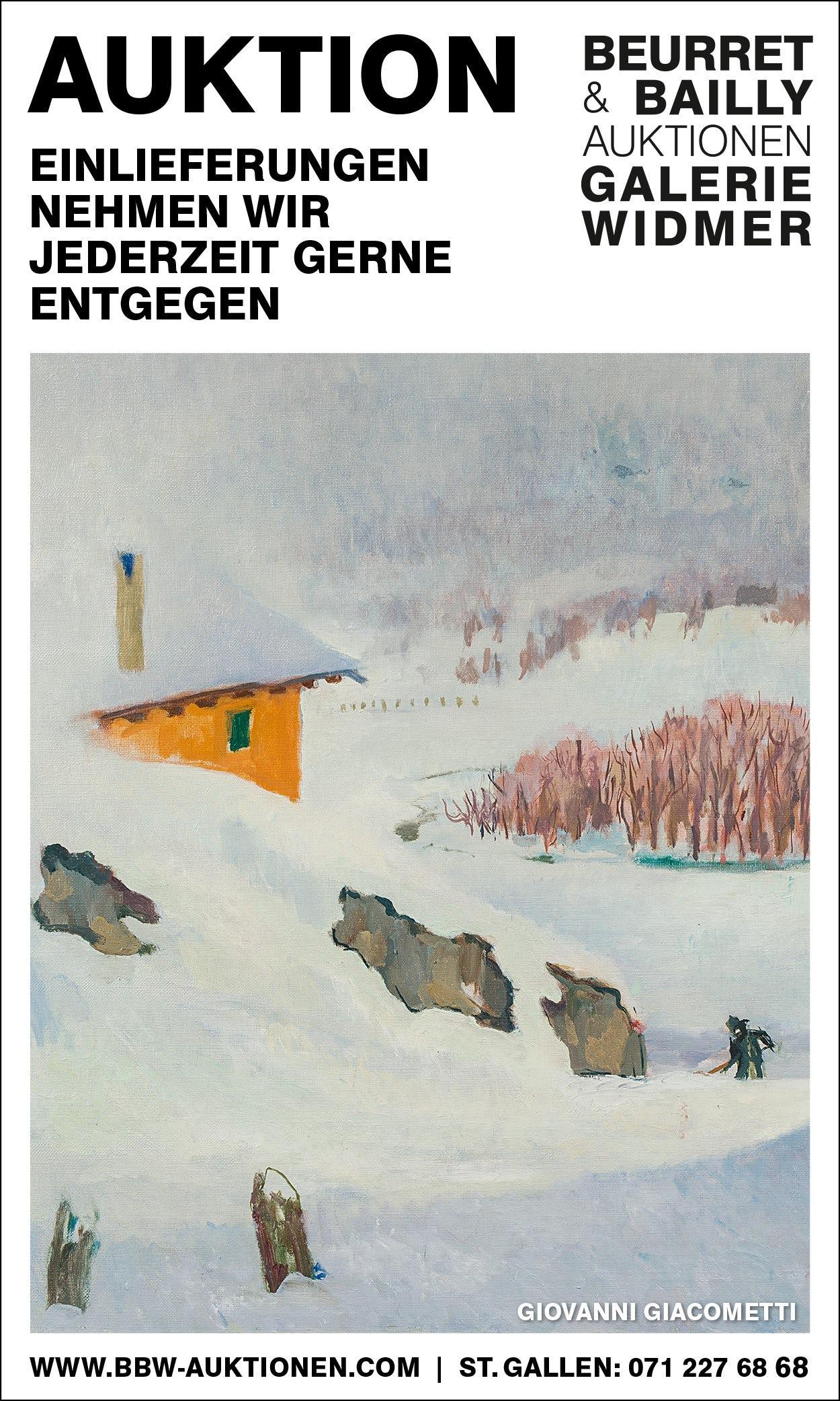 Beurret Bailly Widmer Auktionen AG - bis 8.11