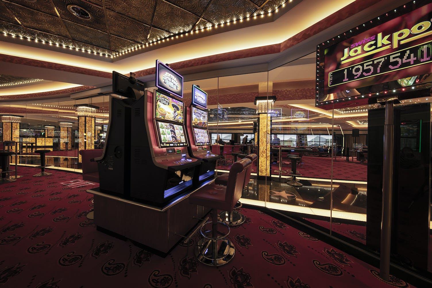 A Casinos Schweiz