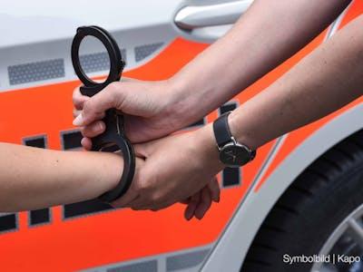 Festnahme (Symbol)
