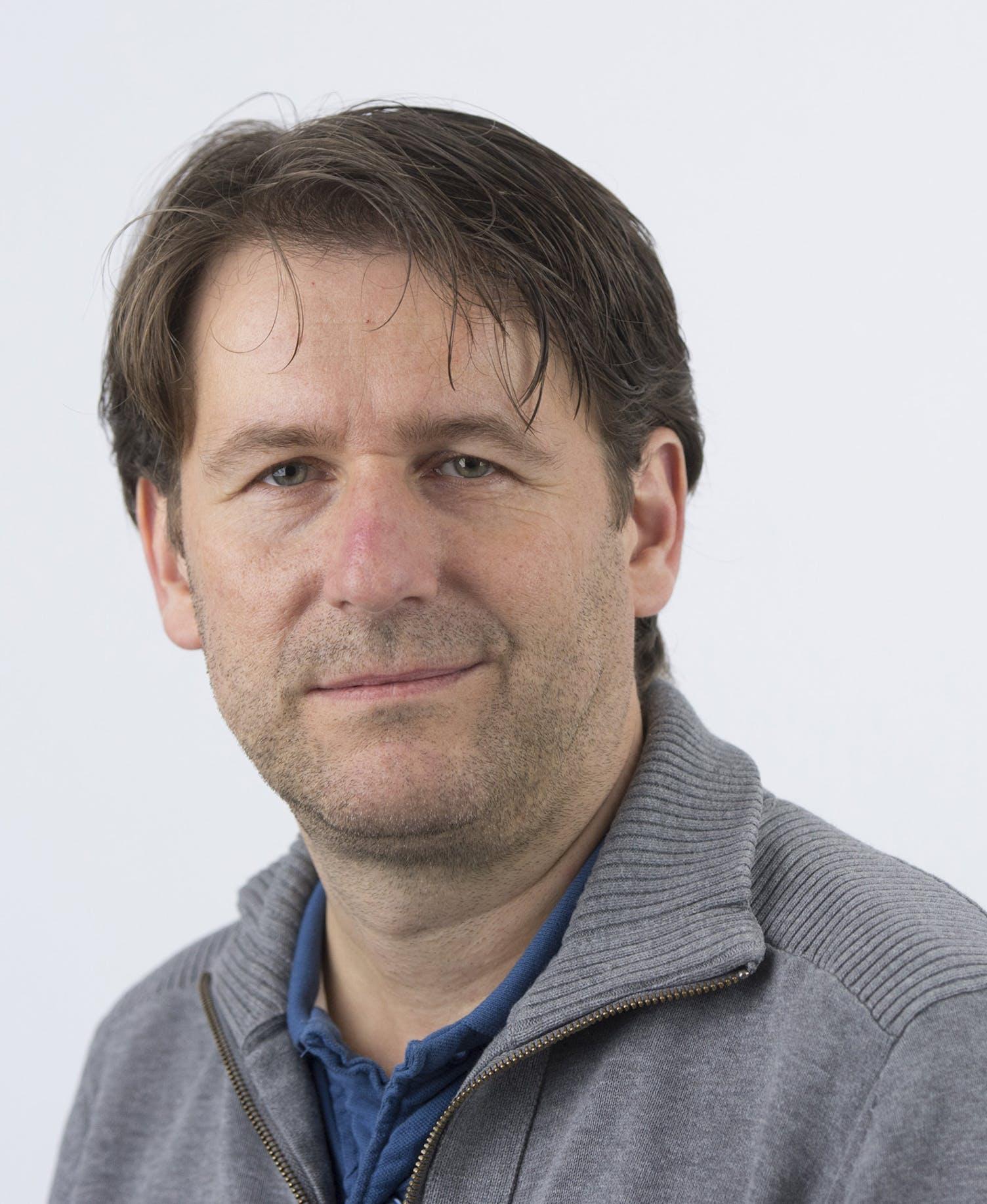 Markus Scherrer