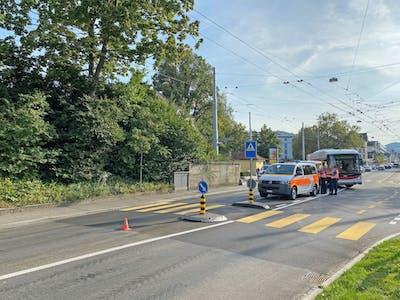 Unfall St.Gallen