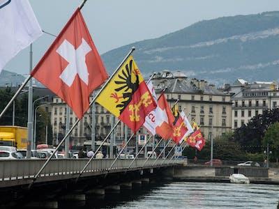 Fahnen Schweiz