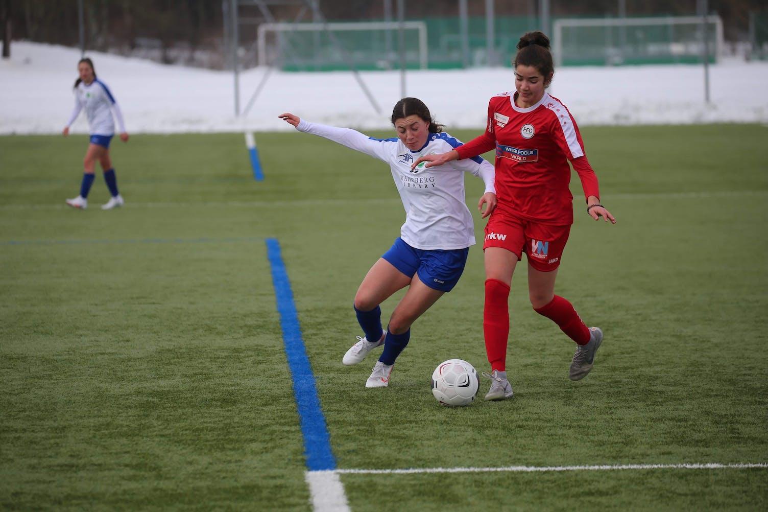 Frauenfussball SG