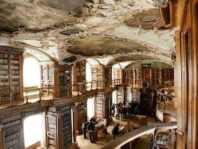 Stiftsbibliothek SG