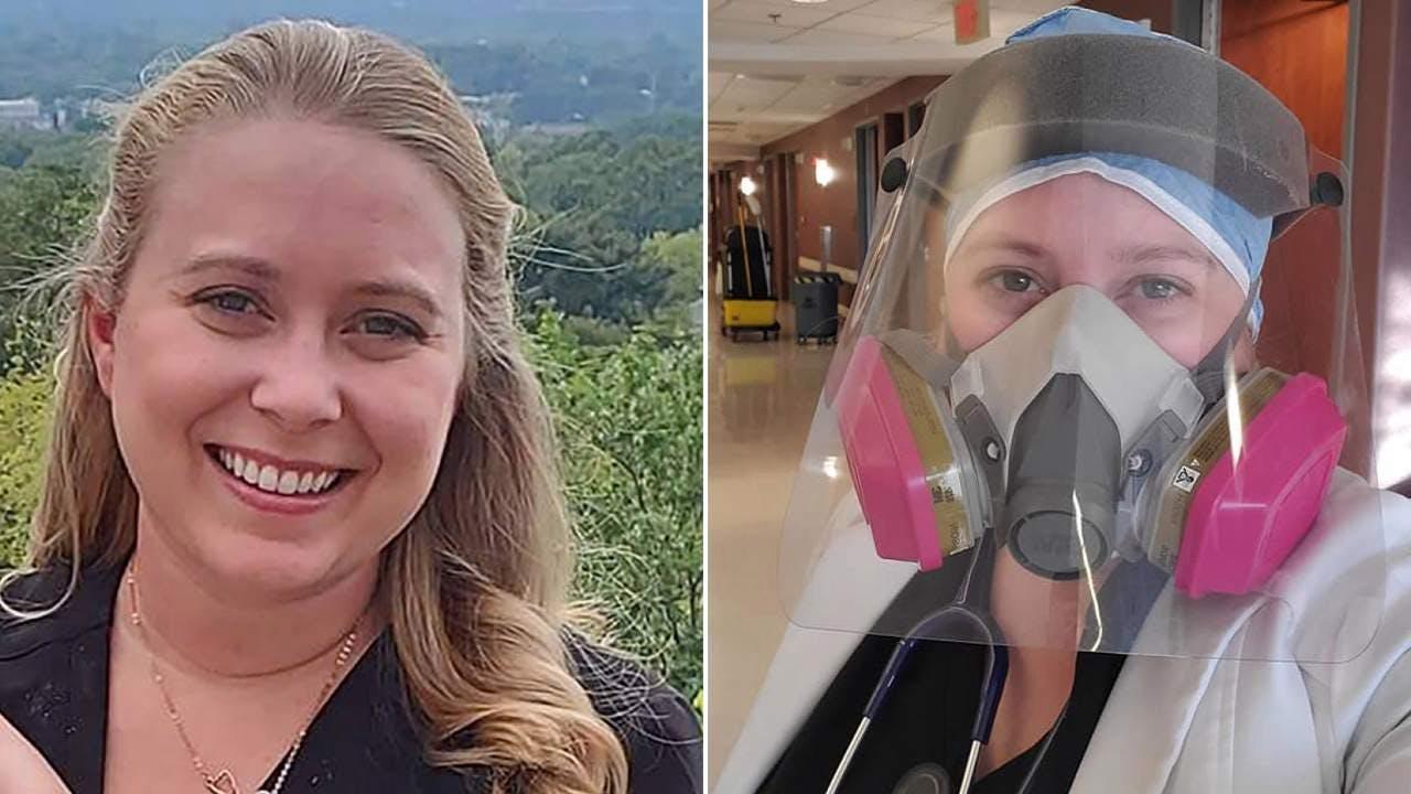 Eine Frau sucht Schlagzeilen: Brytney Cobia und ihre «Impfbettler»