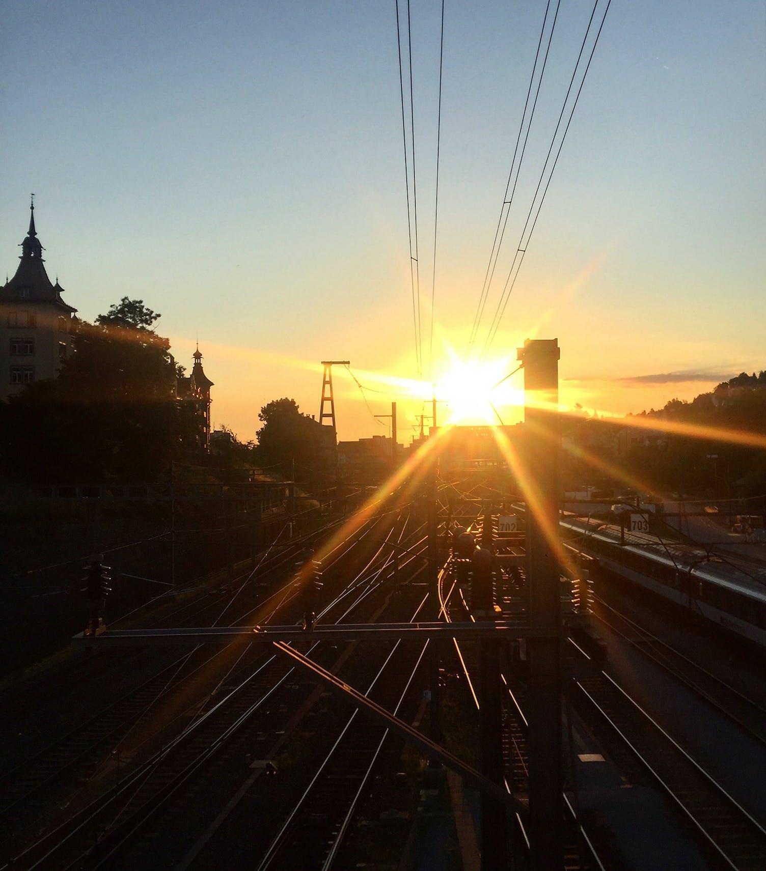 St. Gallen erwacht