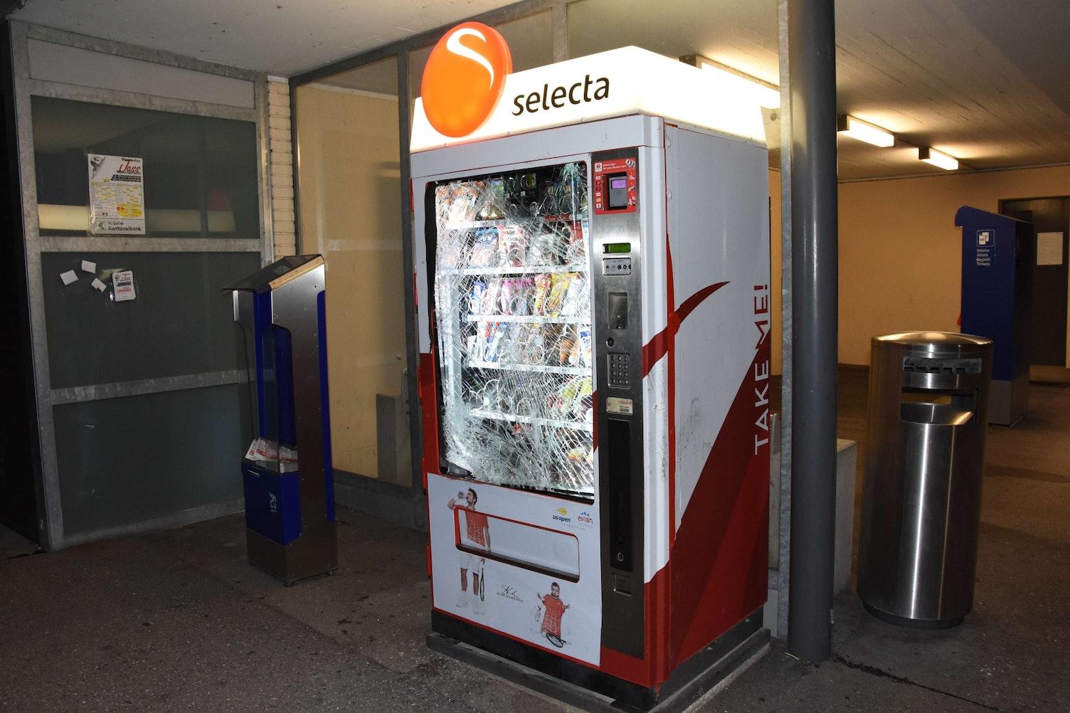 Selecta Automat