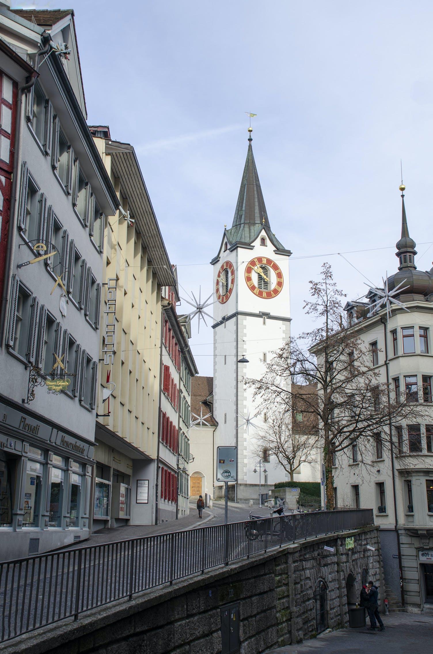 Kirche St. Mangen