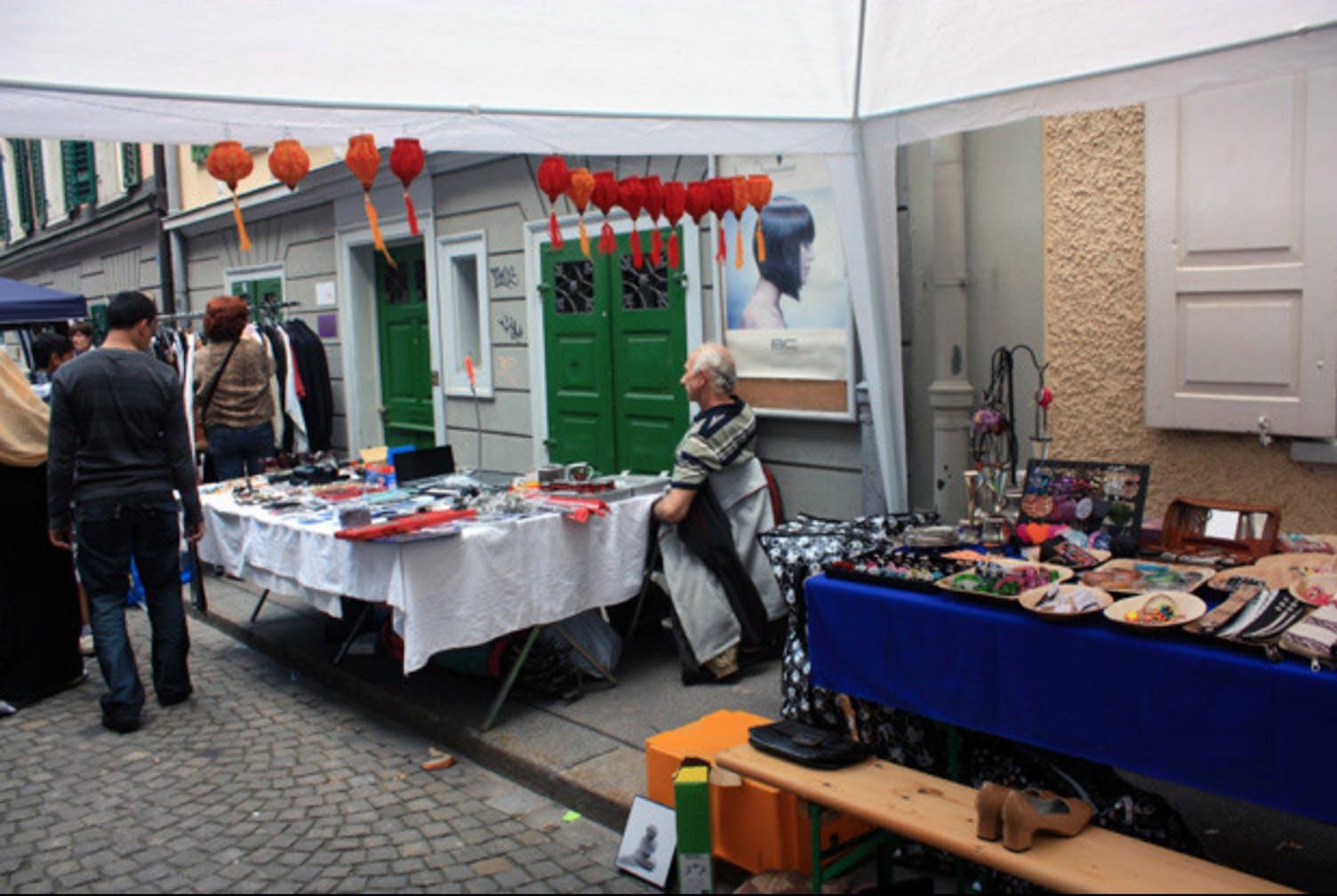 Flohmarkt SG