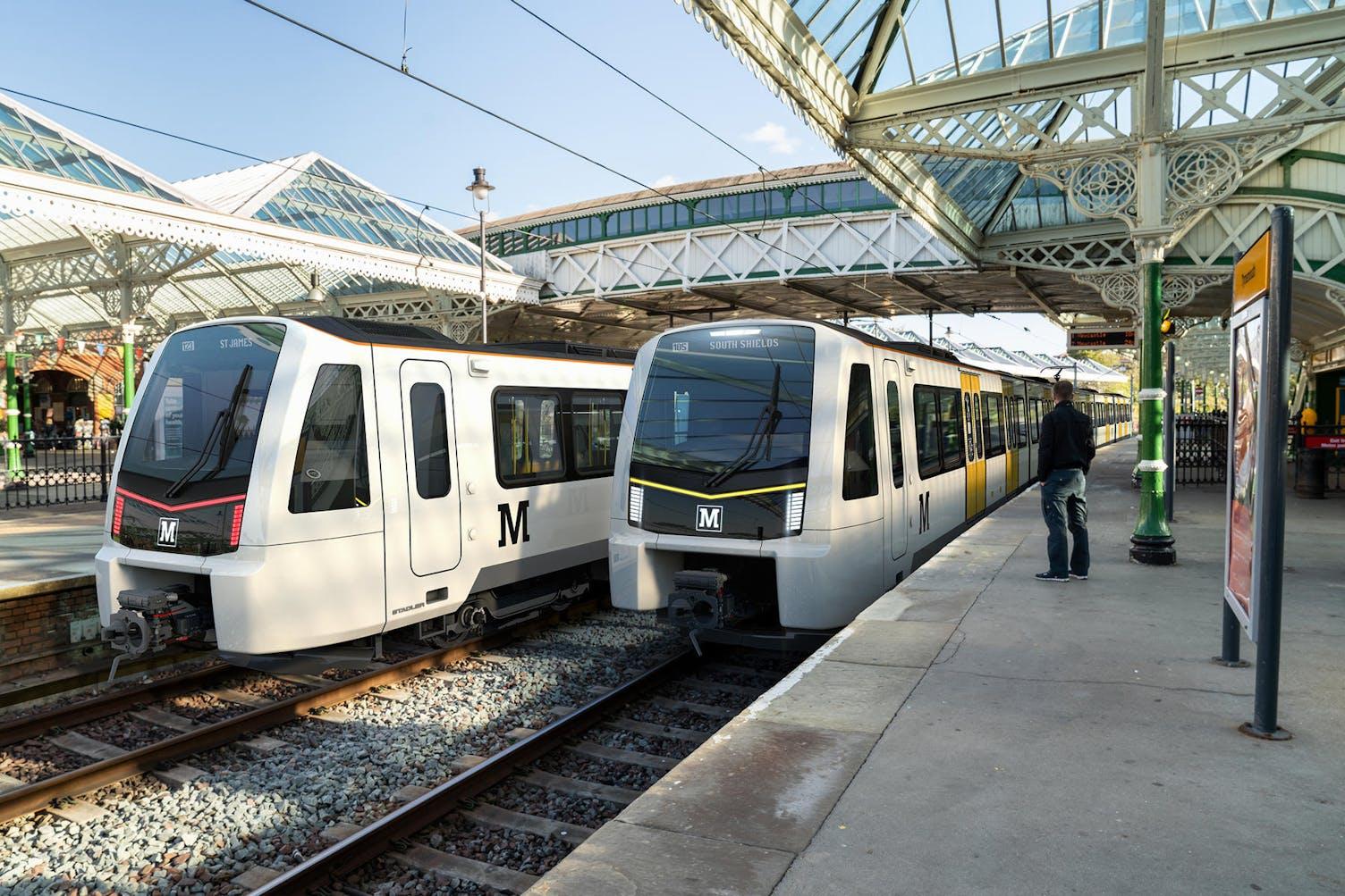 Stadler Metro