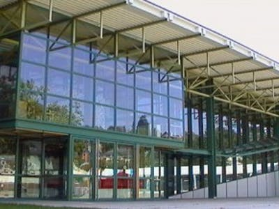 Sporthalle Kreuzb.