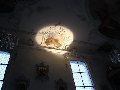Kirche Mühlrüti
