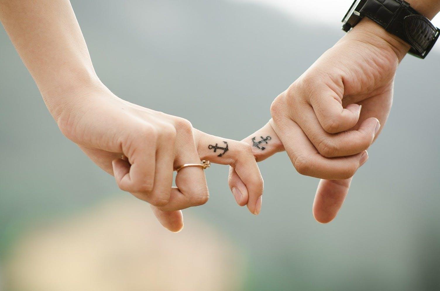 Liebe Paar