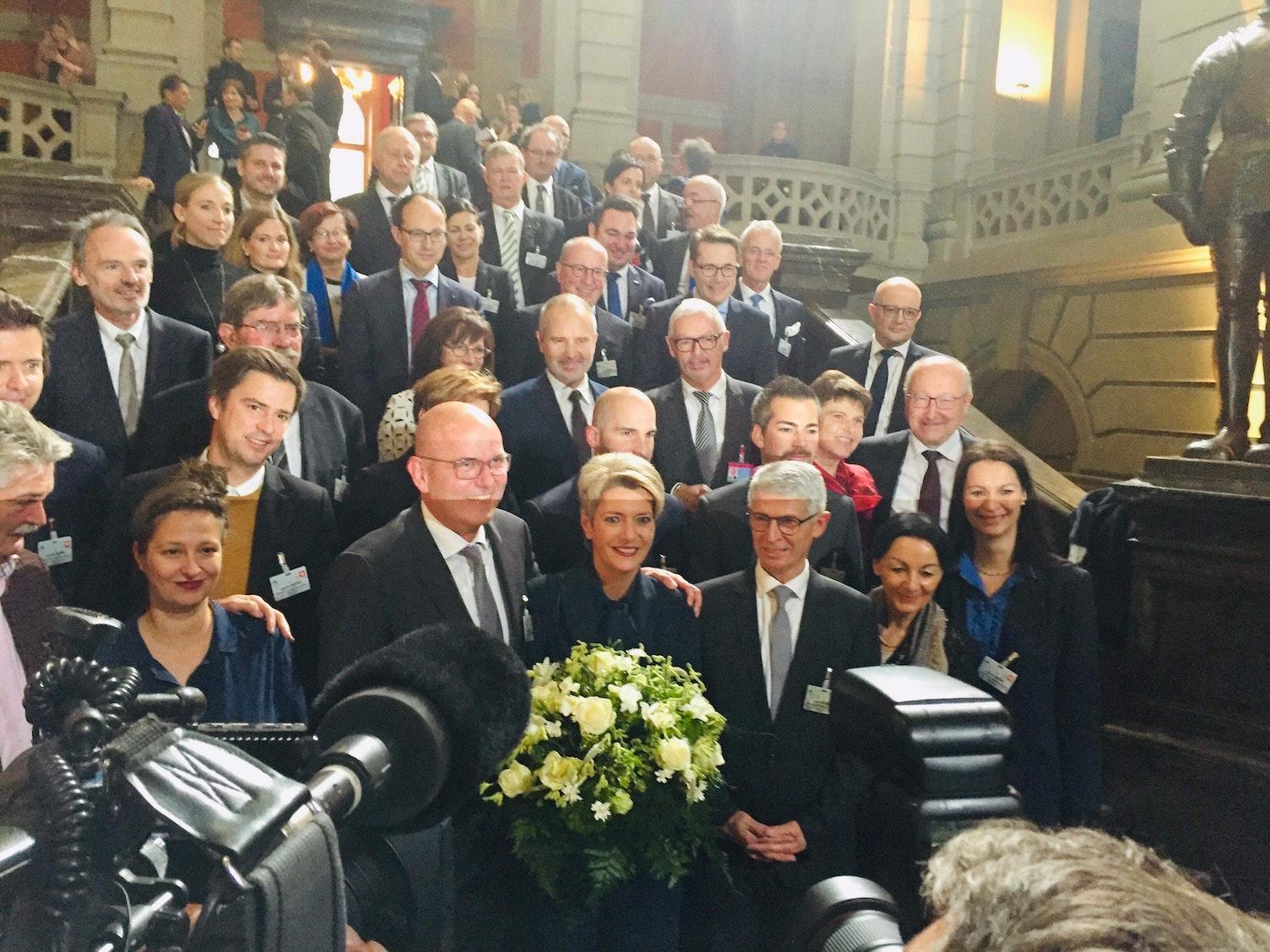 Regierung im Bern