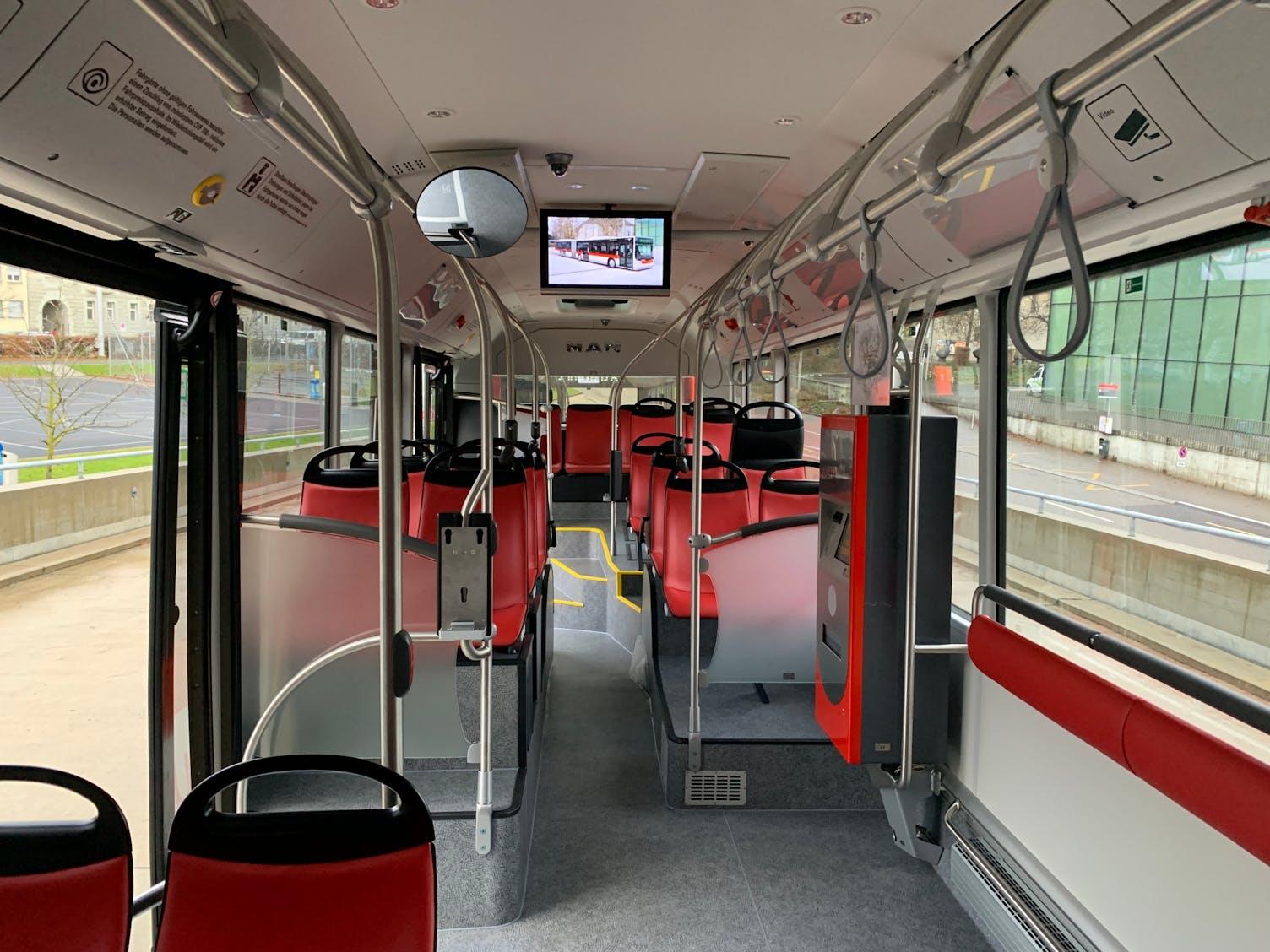 VBSG Bus