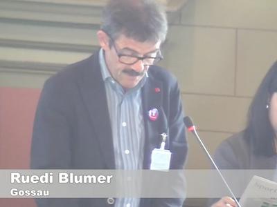 Ruedi Blumer