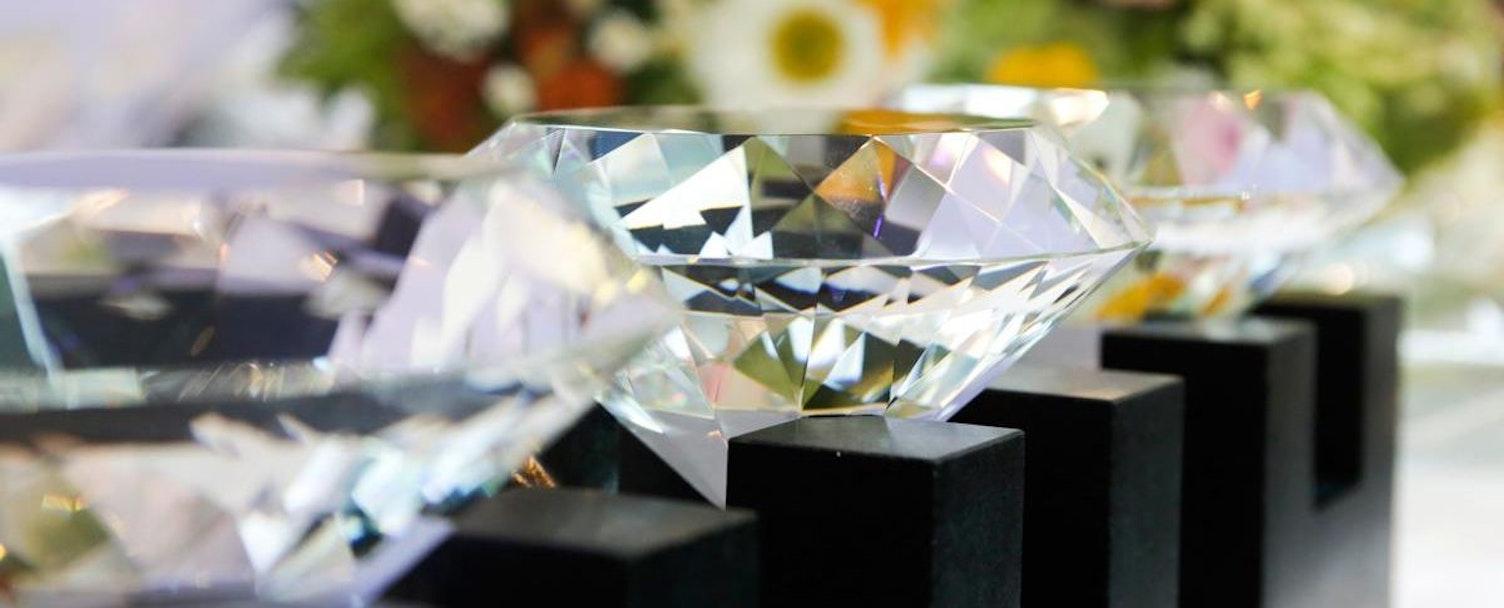 Startfeld Diamant