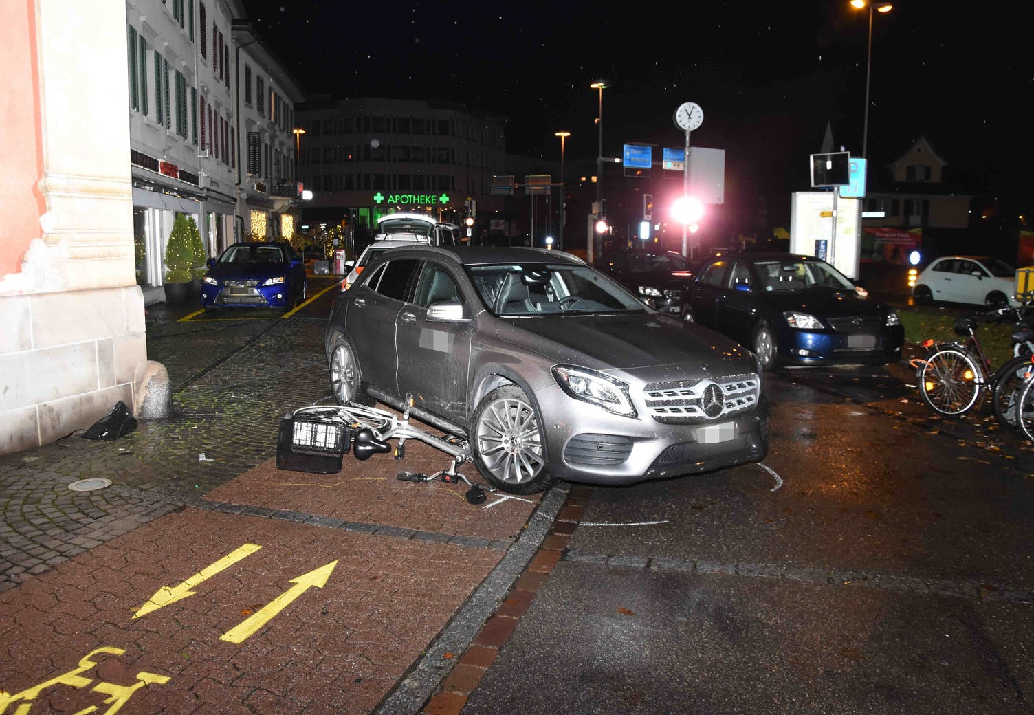 Unfall Rapperswil