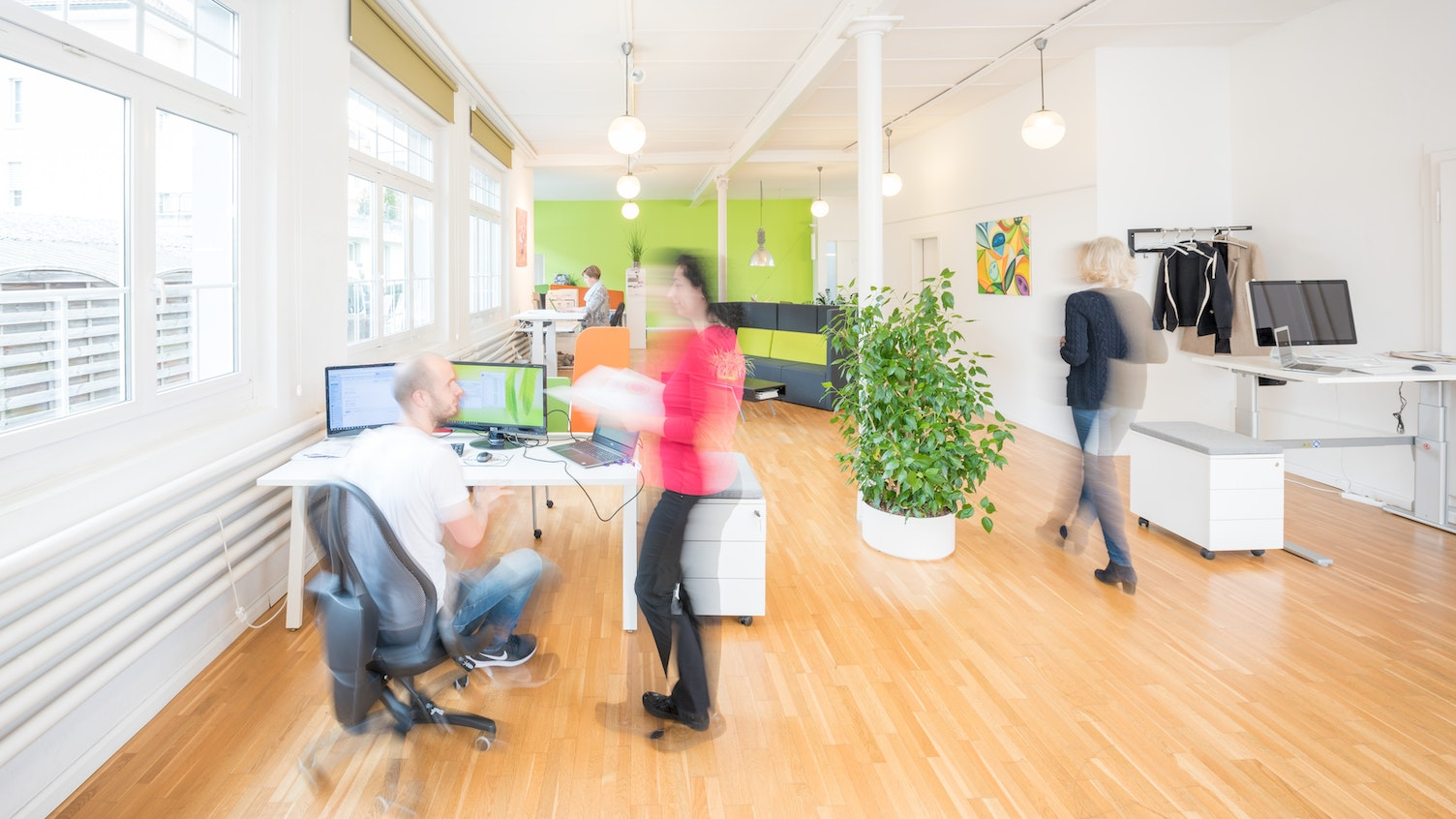Coworking Space Wil