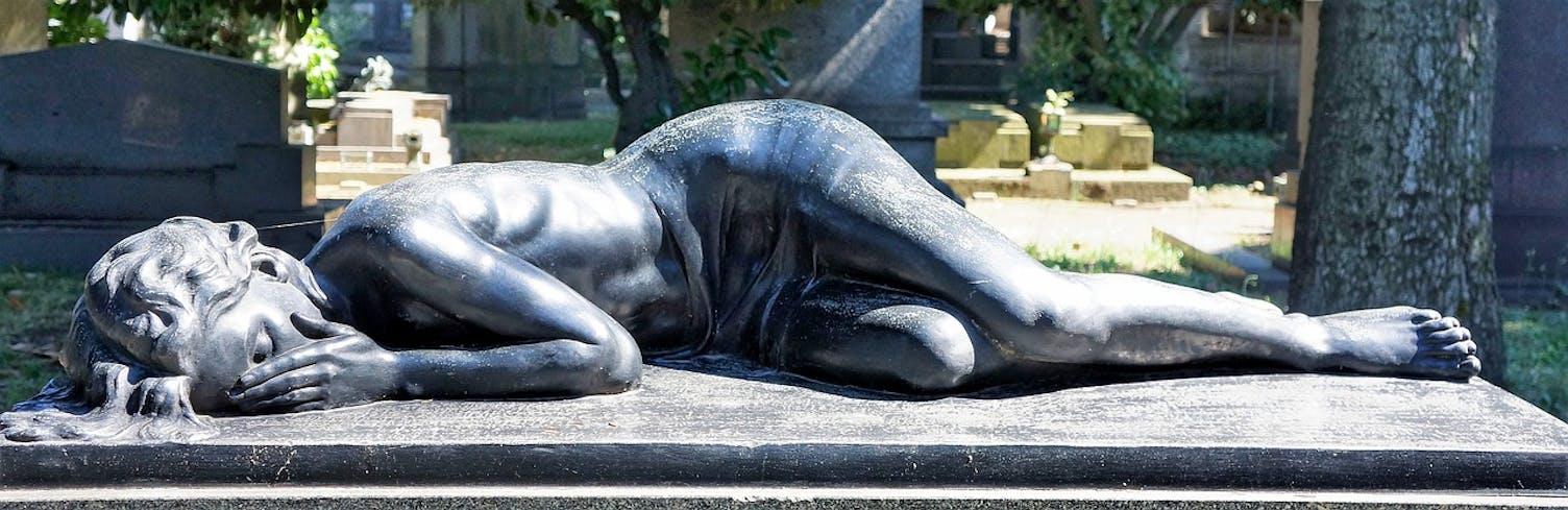 Tod Friedhof Grab