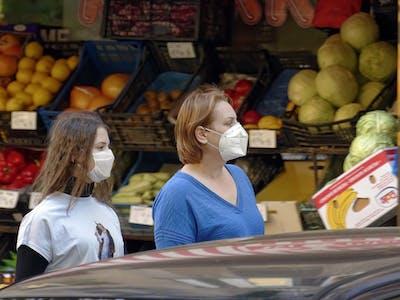 Maske Shopping