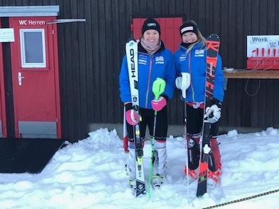 Skifahrerinnen