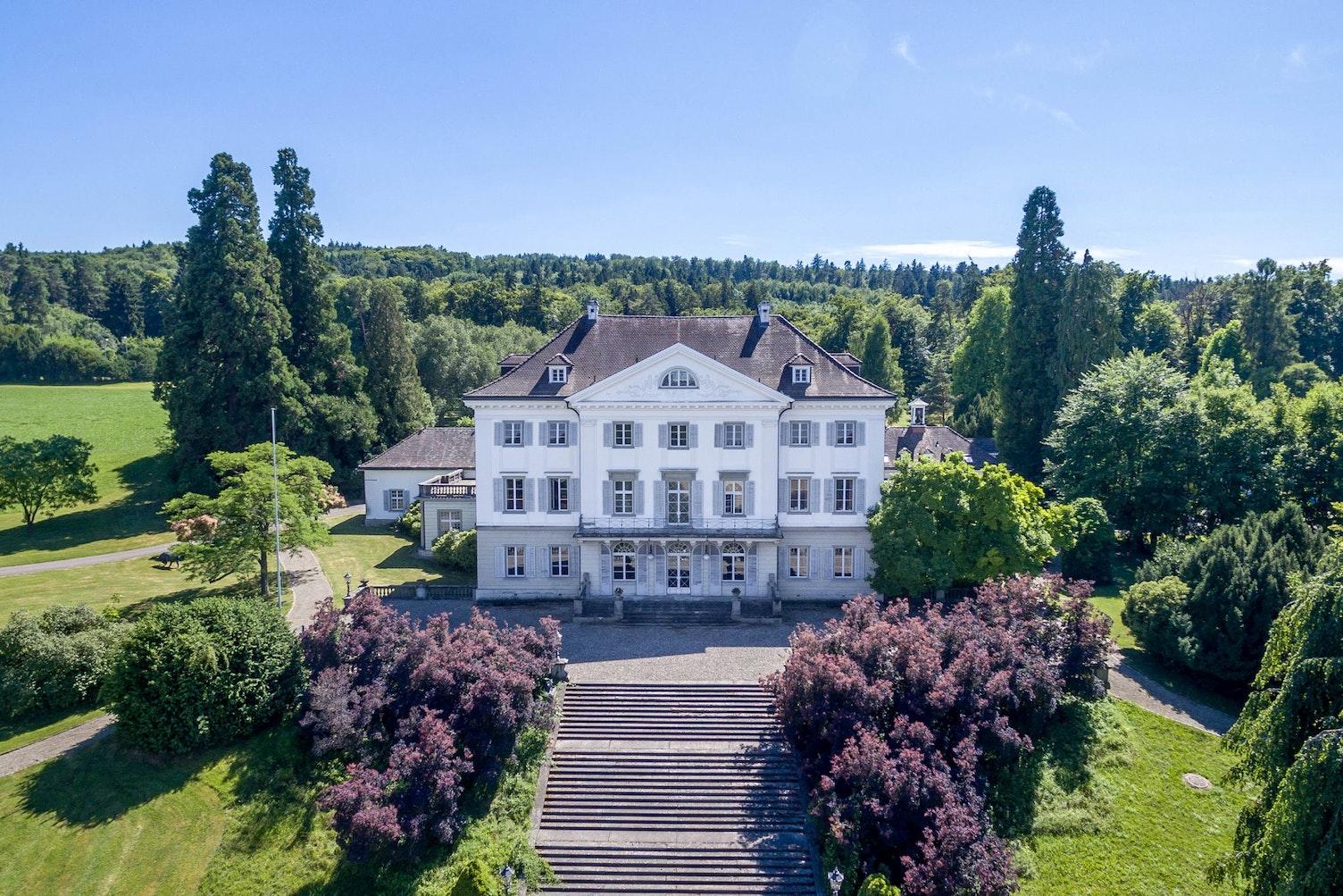 Schloss Eugensberg