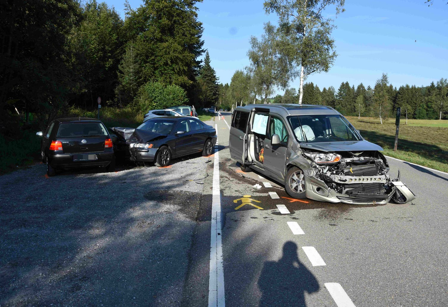 Unfall Andwil
