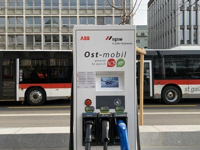 Plattform«Ost-mobil»