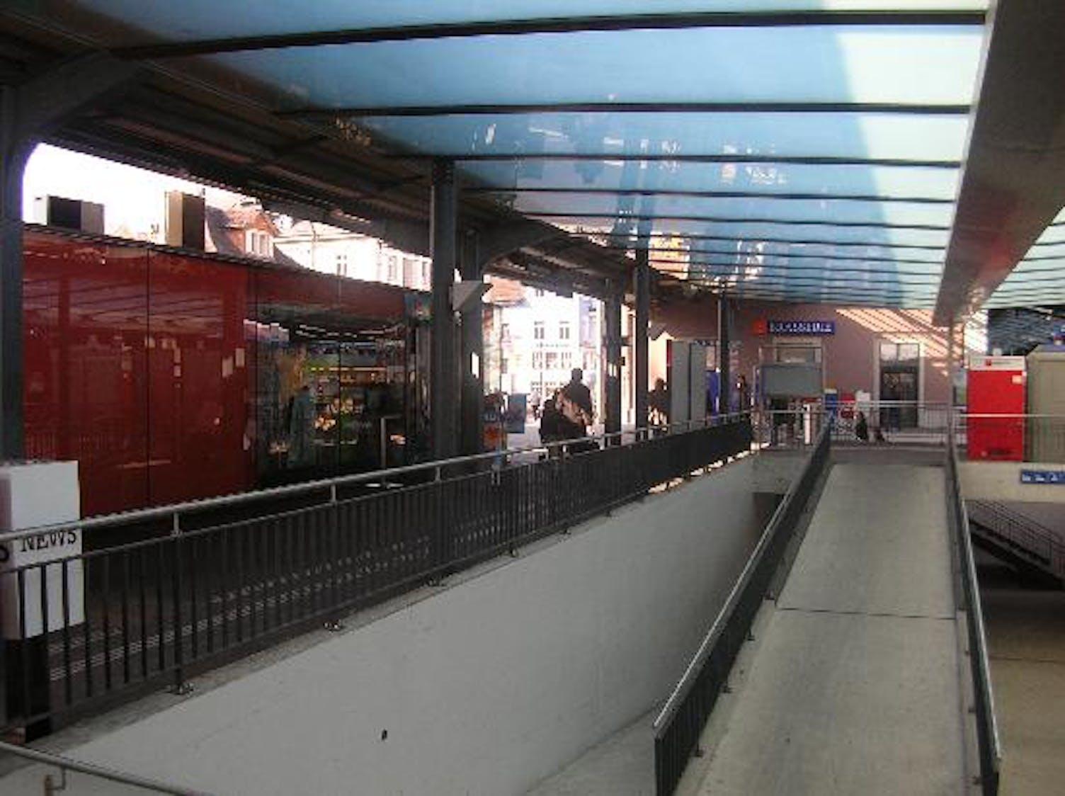 Bahnhof Romanshorn