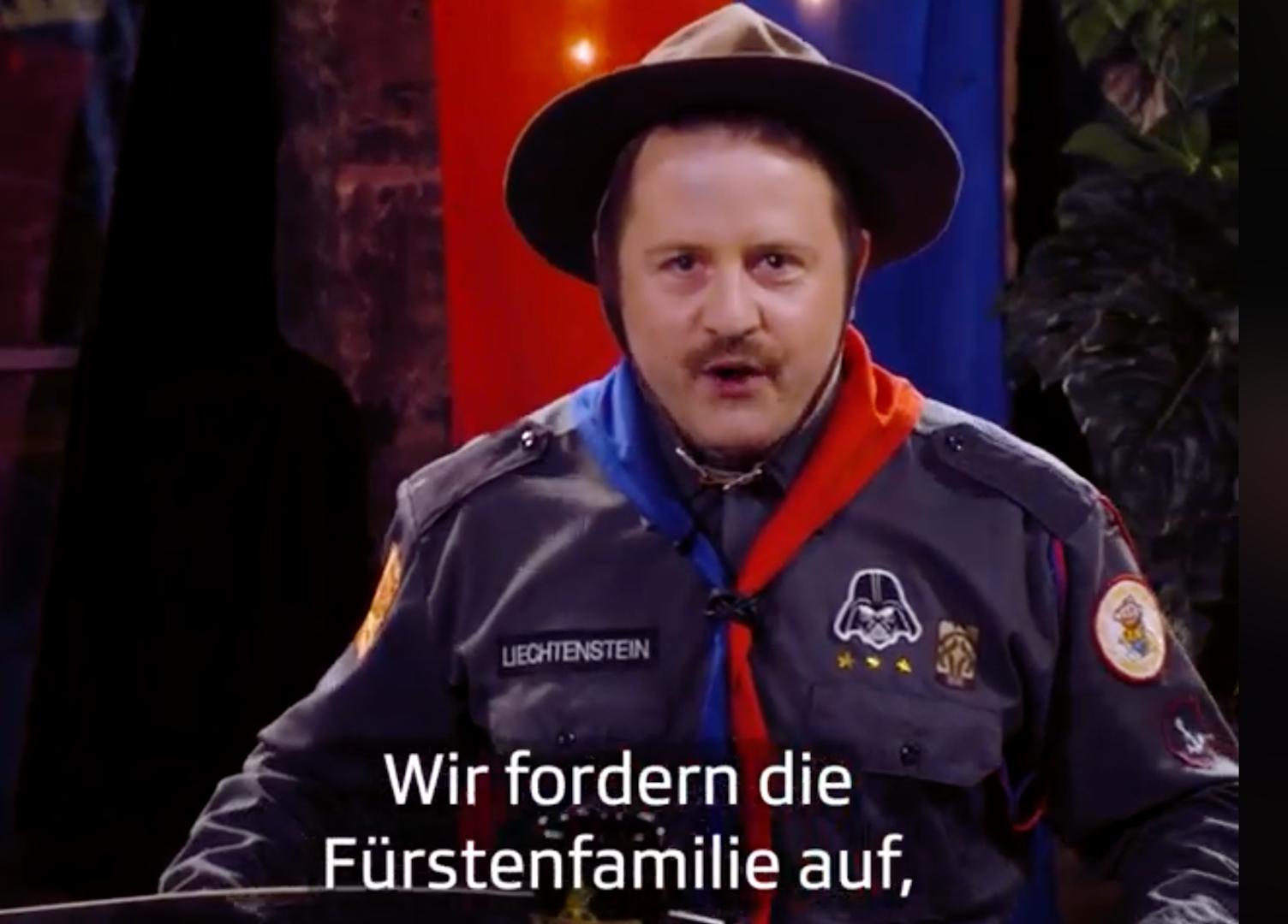 Pfadi Liechtenstein