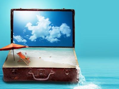 Reisen Ferien