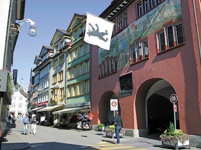 Rathaus Appenzell