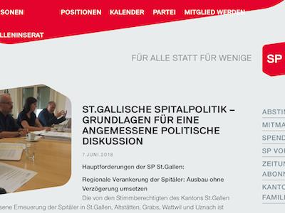 SP St.Gallen