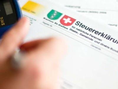 Steuern St.Gallen