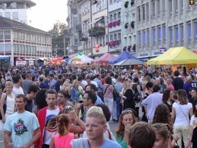 St. Galler Fest