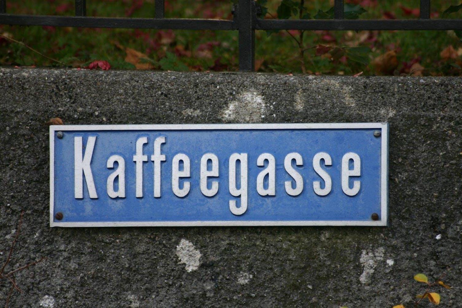 Kaffeegasse