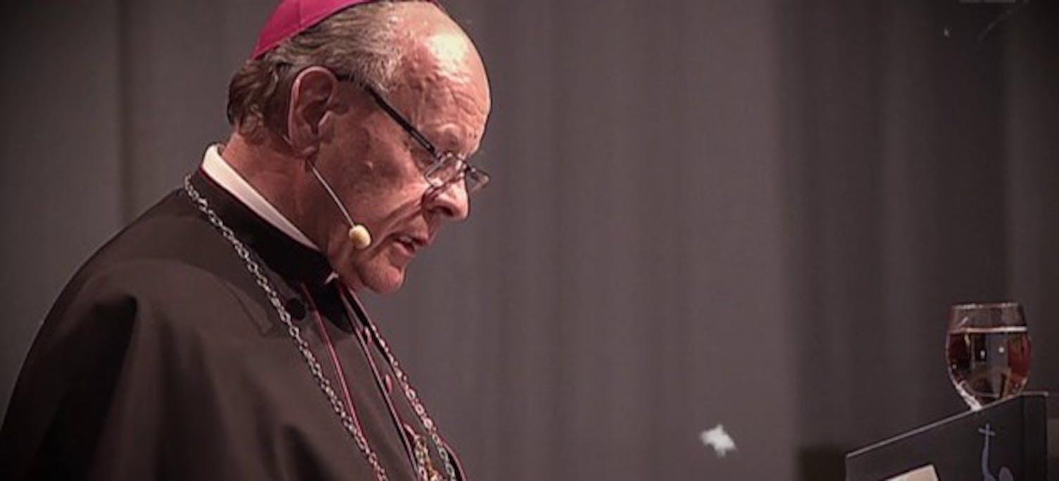 Bischof Huonder