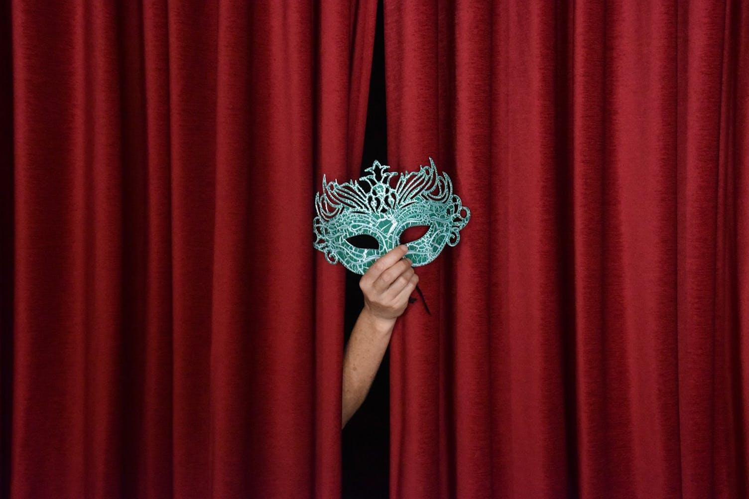 Maske Kultur