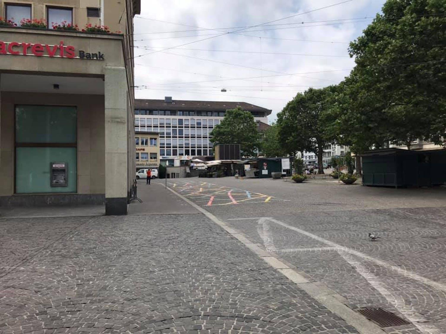 Marktplatz St.Gallen