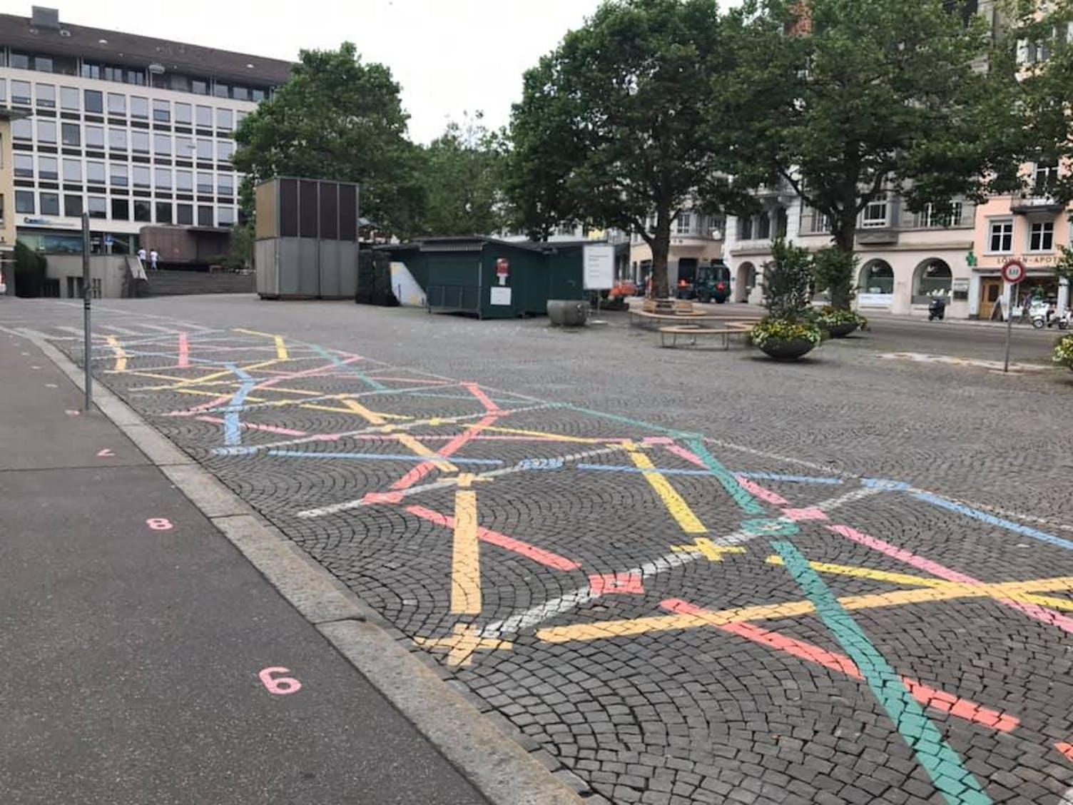 Blumenbergplatz