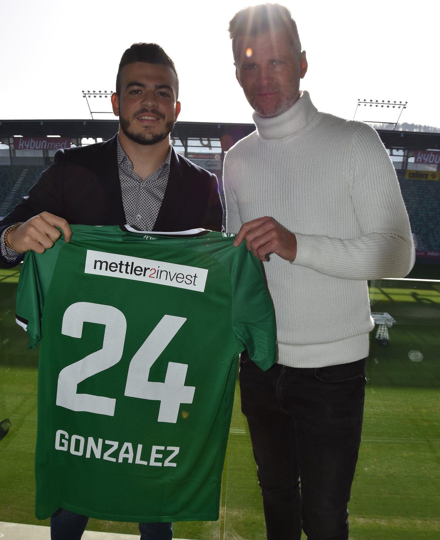 FCSG Gonzalez