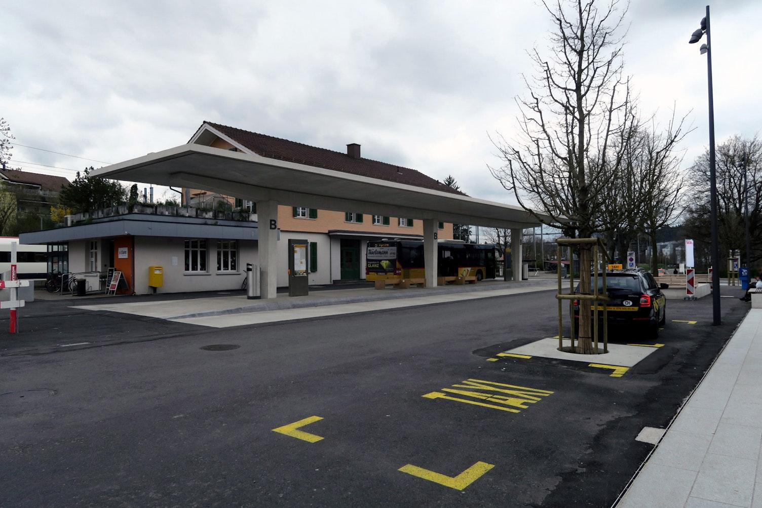 Bahnhof Flawil