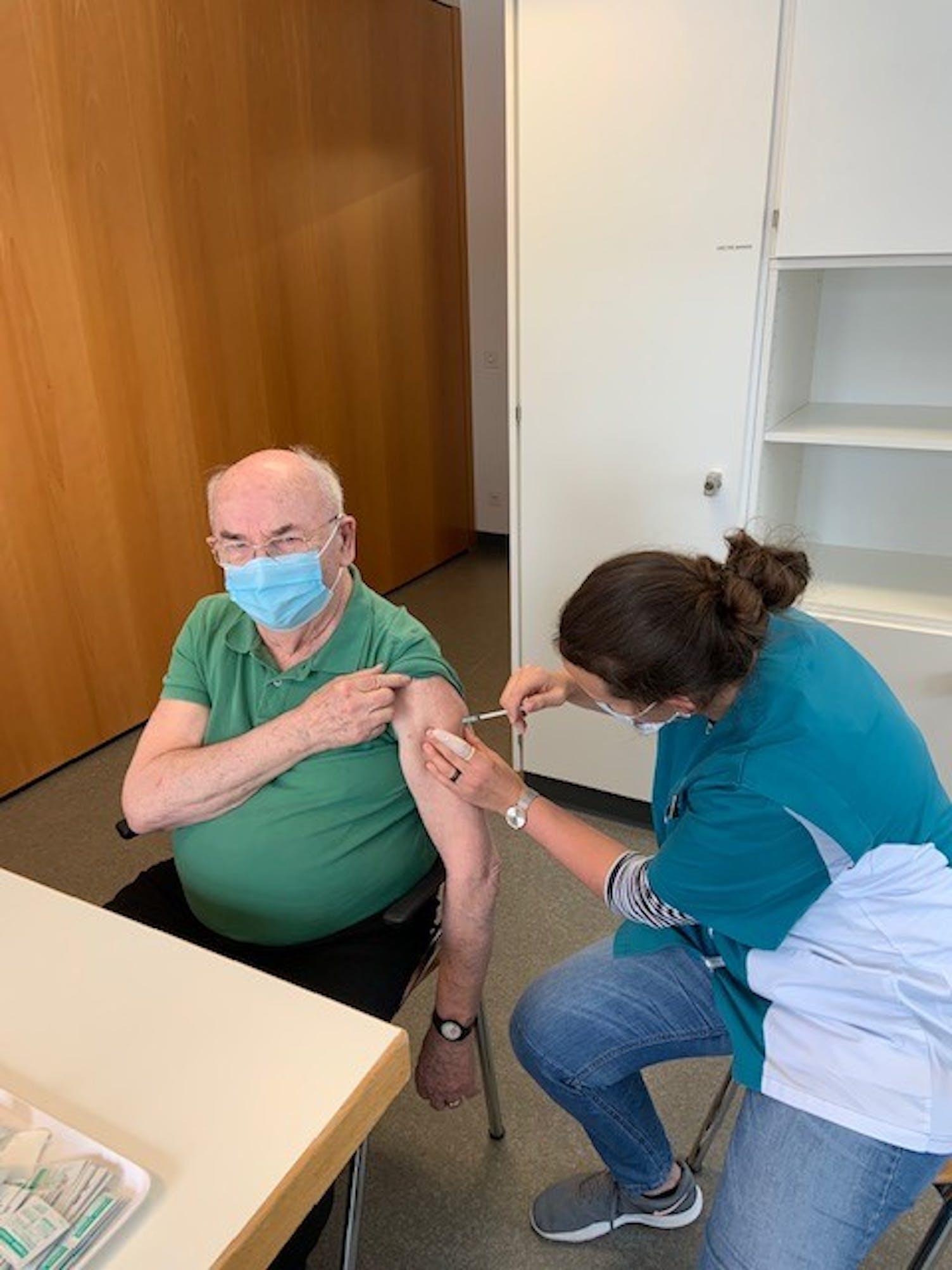 Impfung SG