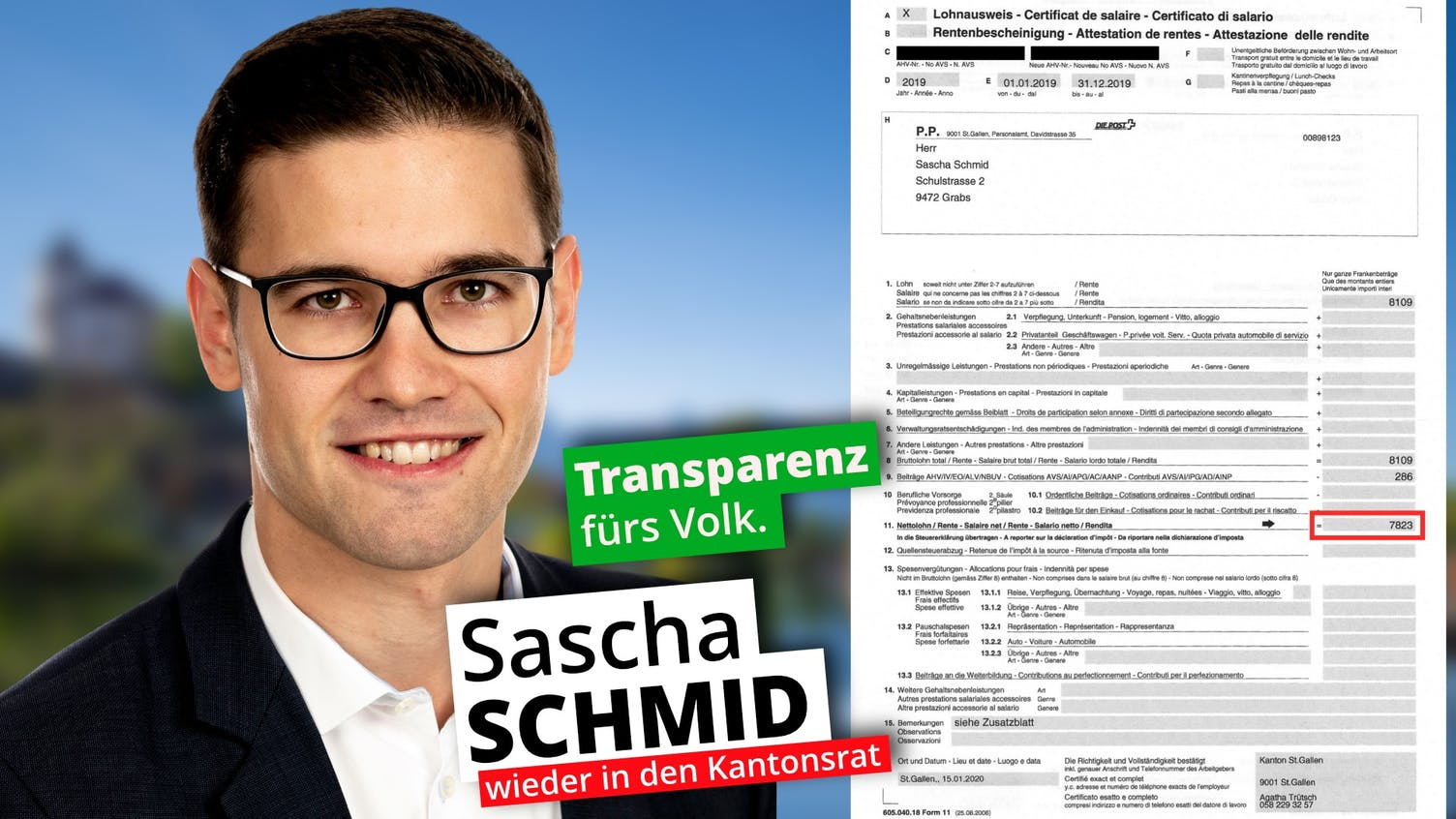 Sascha Schmid