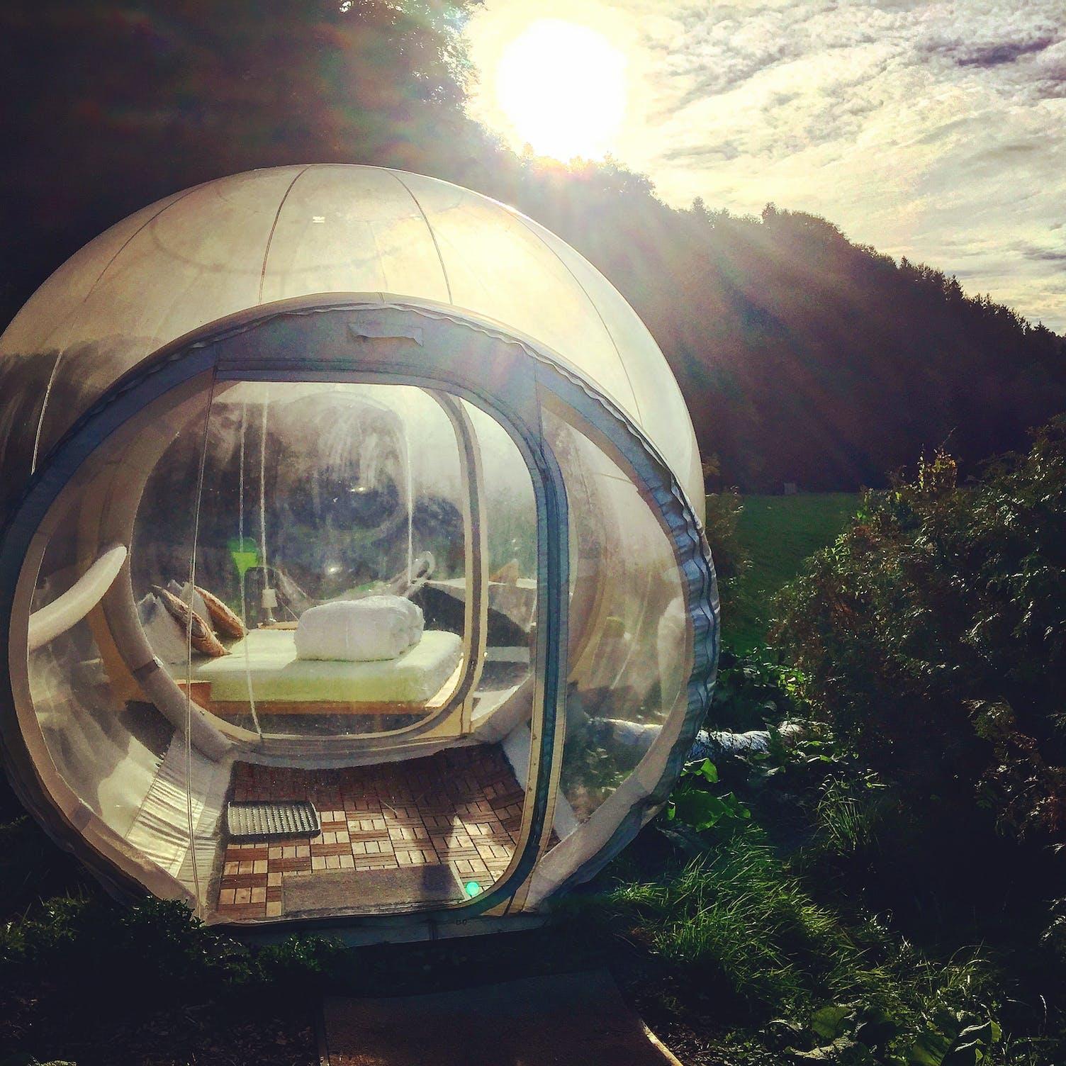 Bubble-Hotel