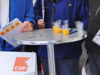 CVP Stand