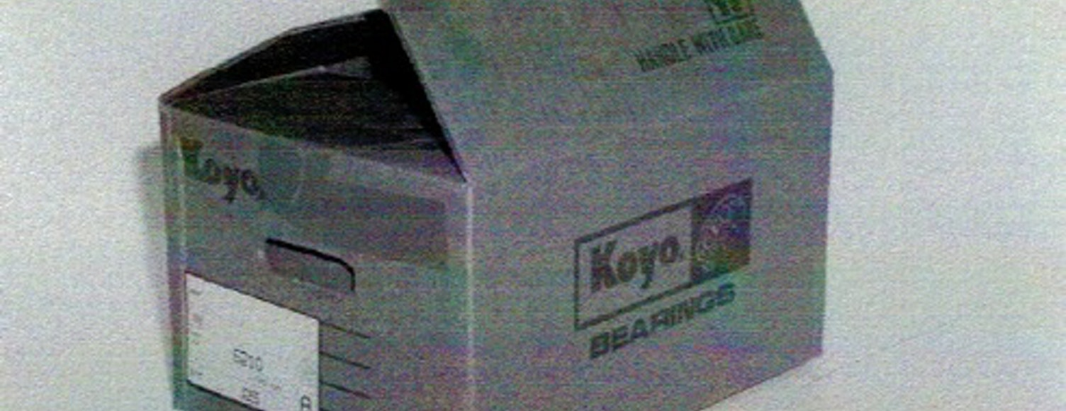 Paketbombe Buchs